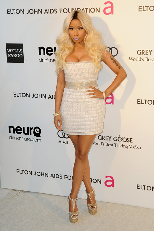 Ники Минаж (Nicki Minaj) © Helga Esteb / Shutterstock.com