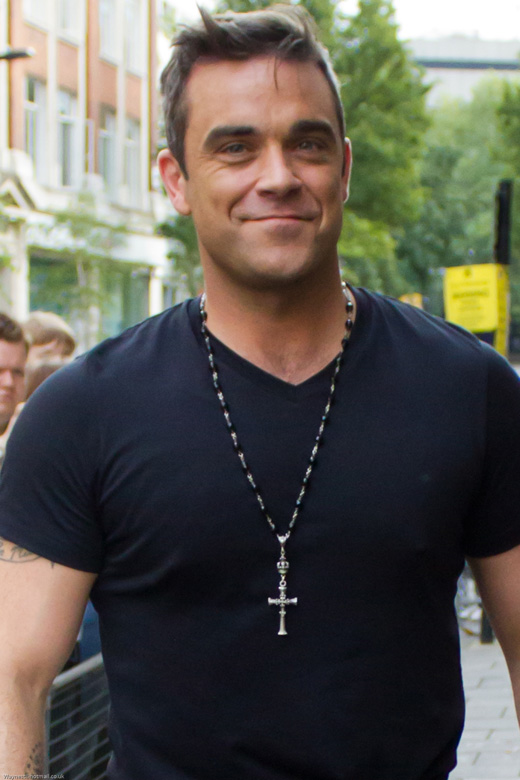 Робби Уильямс (Robbie Williams) / © Mr Pics / Shutterstock.com
