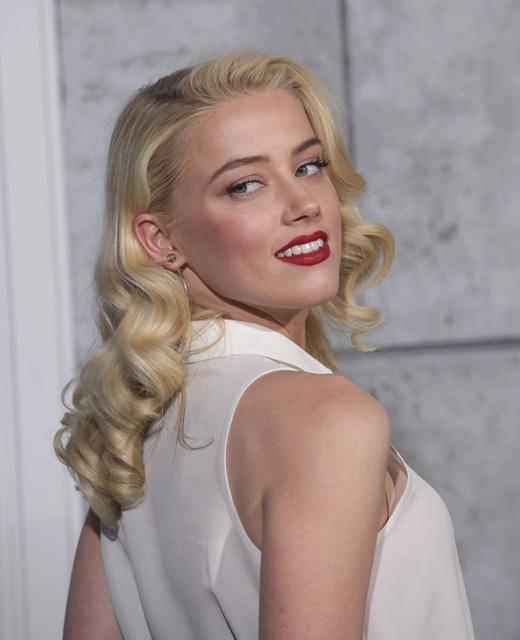 Эмбер Херд (Amber Heard) / © DFree / Shutterstock.com