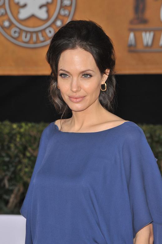 Анджелина Джоли (Angelina Jolie) / © Jaguar PS / Shutterstock.com