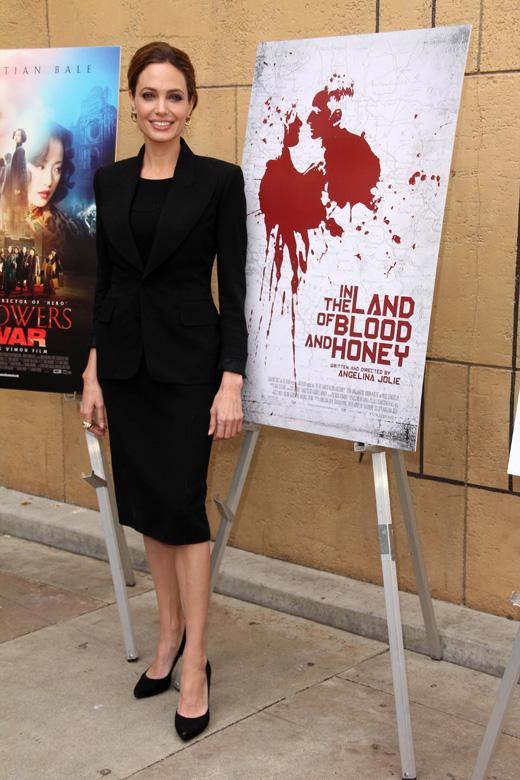 Анджелина Джоли (Angelina Jolie) / © s_bukley / Shutterstock.com