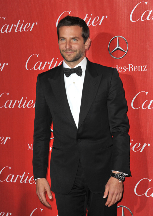 Брэдли Купер (Bradley Cooper) / © Jaguar PS / Shutterstock.com