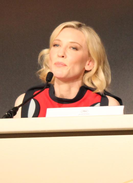 Кейт Бланшетт (Cate Blanchett) / © Muzchart.ru