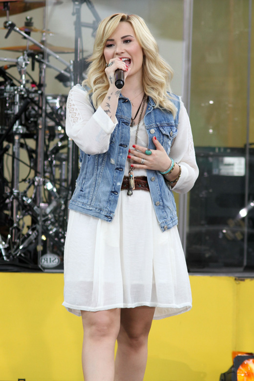 Деми Ловато (Demi Lovato) / © JStone / Shutterstock.com