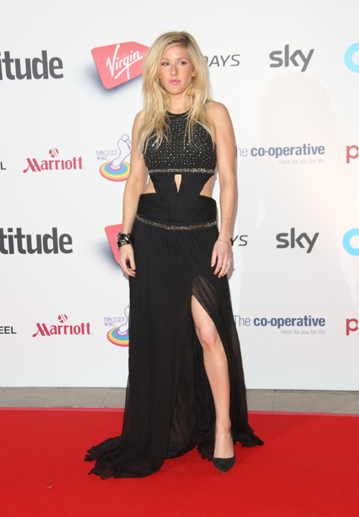 Элли Голдинг (Ellie Goulding) / © Featureflash / Shutterstock.com
