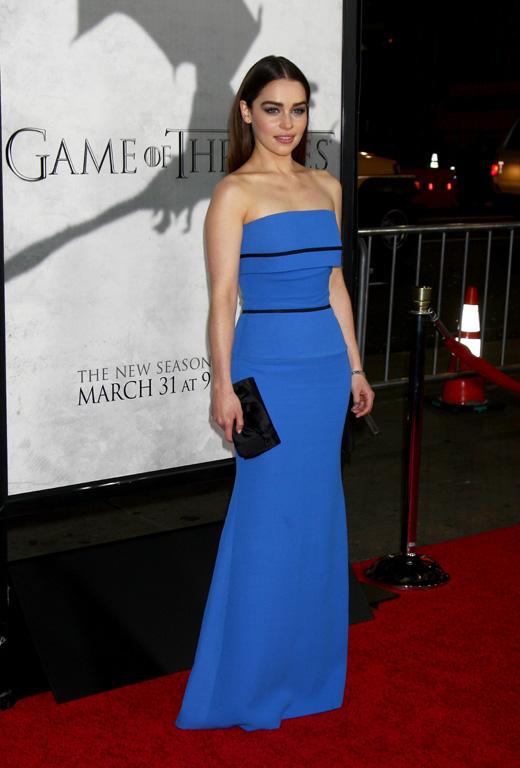 Эмилия Кларк (Emilia Clarke) / © Helga Esteb / Shutterstock.com