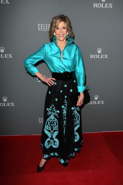 Джейн Фонда (Jane Fonda) / © s_bukley / Shutterstock.com