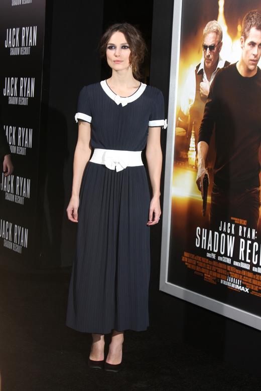 Кира Найтли (Keira Knightley) / © Helga Esteb / Shutterstock.com