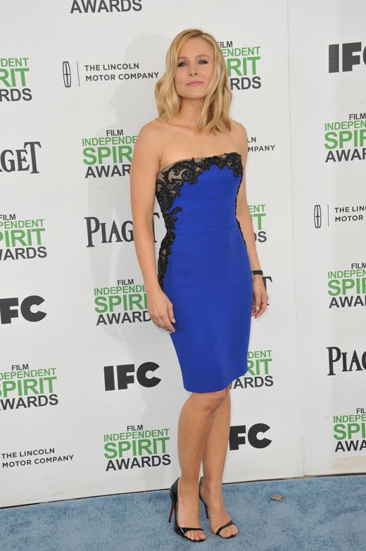 Кристен Белл (Kristen Bell) / © Jaguar PS / Shutterstock.com