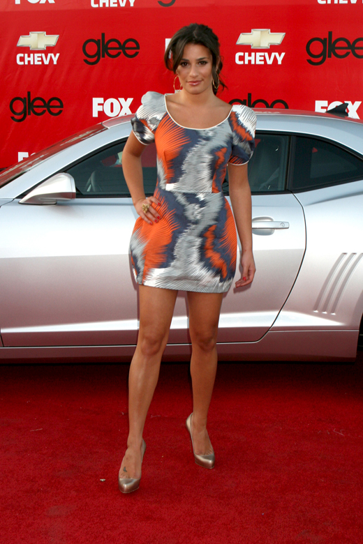 Лиа Мишель (Lea Michele) / © carrie-nelson / Shutterstock.com