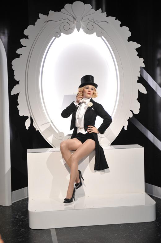 Восковая копия актрисы Марлен Дитрих (Marlene Dietrich) / © Jaguar PS / Shutterstock.com