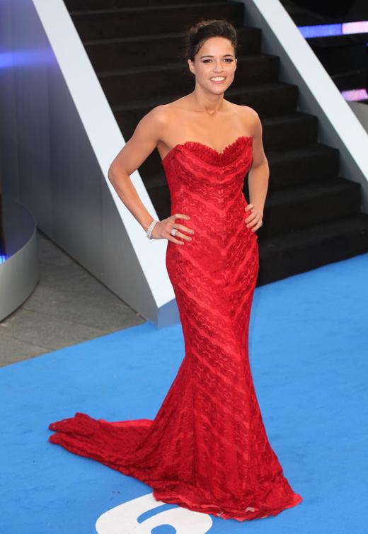 Мишель Родригес (Michelle Rodriguez) / © Featureflash / Shutterstock.com