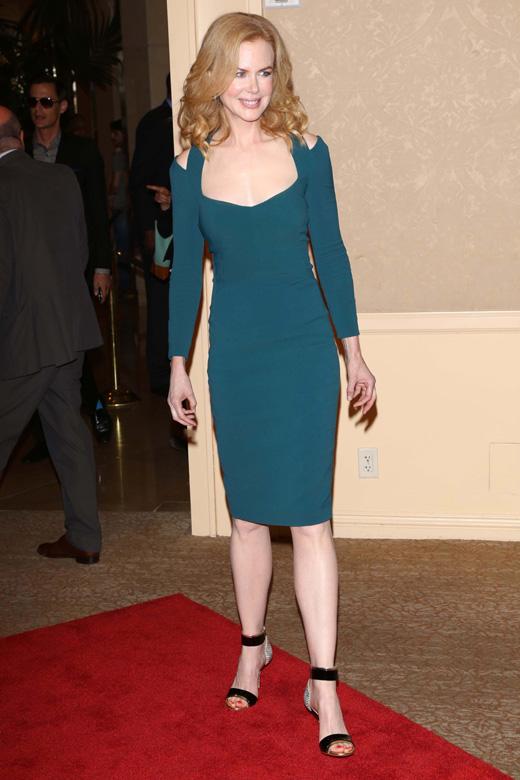 Николь Кидман (Nicole Kidman) / © s_bukley / Shutterstock.com