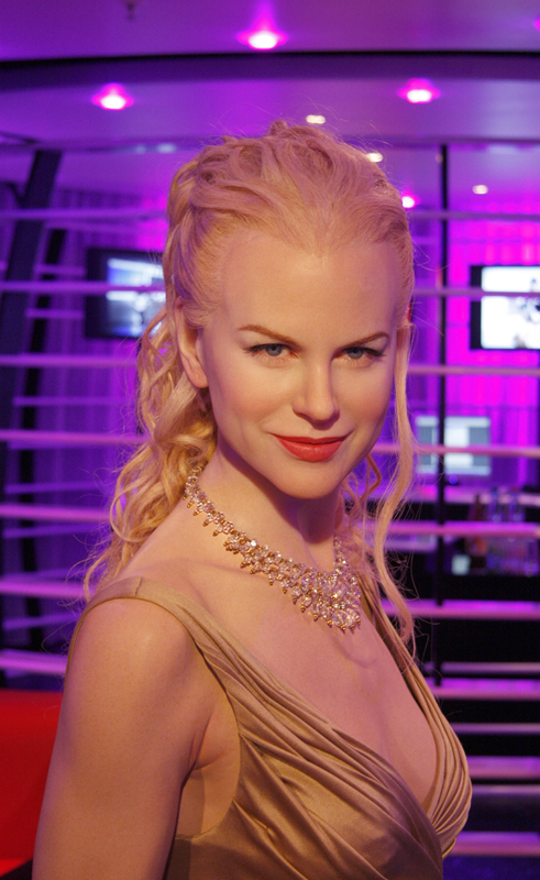 Восковая копия Николь Кидман (Nicole Kidman) / © 360b / Shutterstock.com