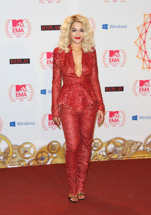Рита Ора (Rita Ora) / © Featureflash / Shutterstock.com