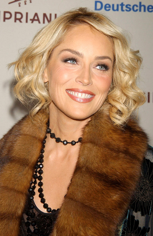 Шэрон Стоун (Sharon Stone) / © Everett Collection / Shutterstock.com
