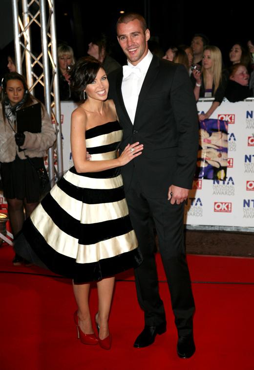 Данни Миноуг (Dannii Minogue) и манекенщик Крис Смит (Kris Smith) / © s_bukley / Shutterstock.com
