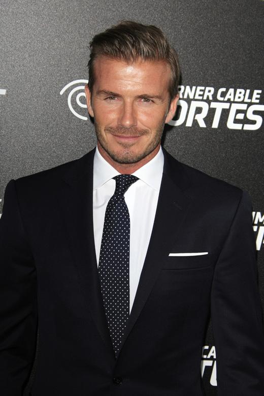 Дэвид Бекхэм (David Beckham) / © Joe Seer / Shutterstock.com