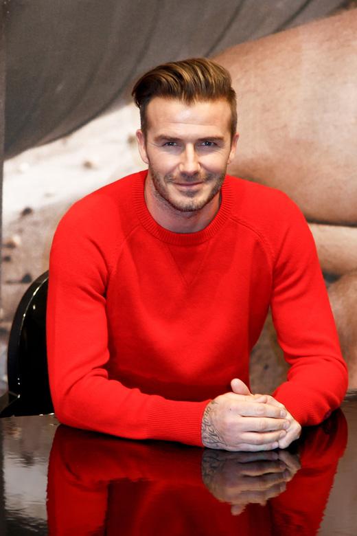 Дэвид Бекхэм (David Beckham) / © Debby Wong / Shutterstock.com