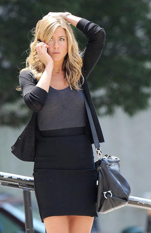 Дженнифер Энистон (Jennifer Aniston) / © Everett Collection / Shutterstock.com