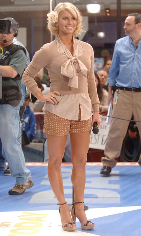 Джессика Симпсон (Jessica Simpson) / © Everett Collection / Shutterstock.com