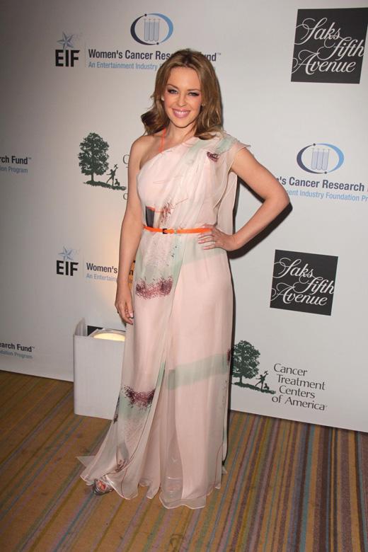 Кайли Миноуг (Kylie Minogue) / © s_bukley / Shutterstock.com