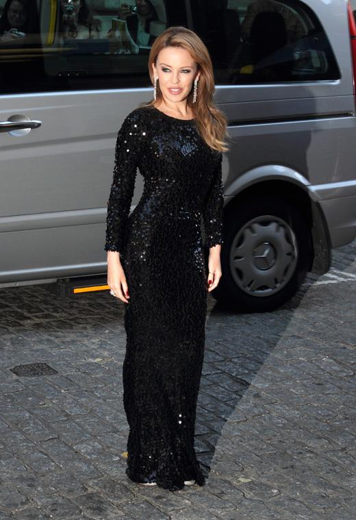 Кайли Миноуг (Kylie Minogue) / © landmarkmedia / Shutterstock.com