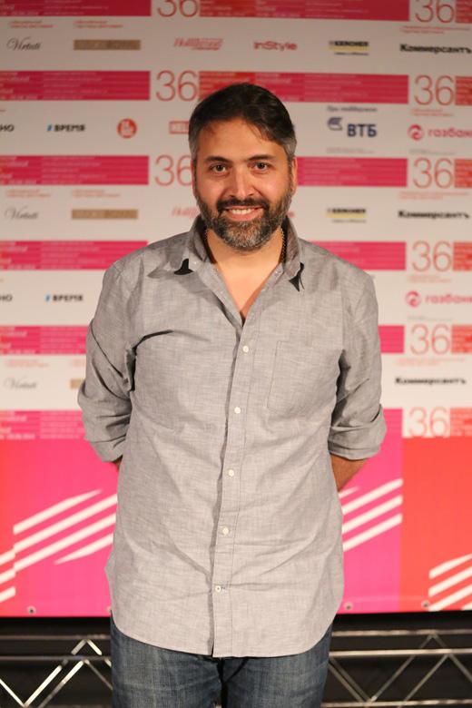 Леван Когуашвили / © Пресс-служба Московского Международного Кинофестиваля