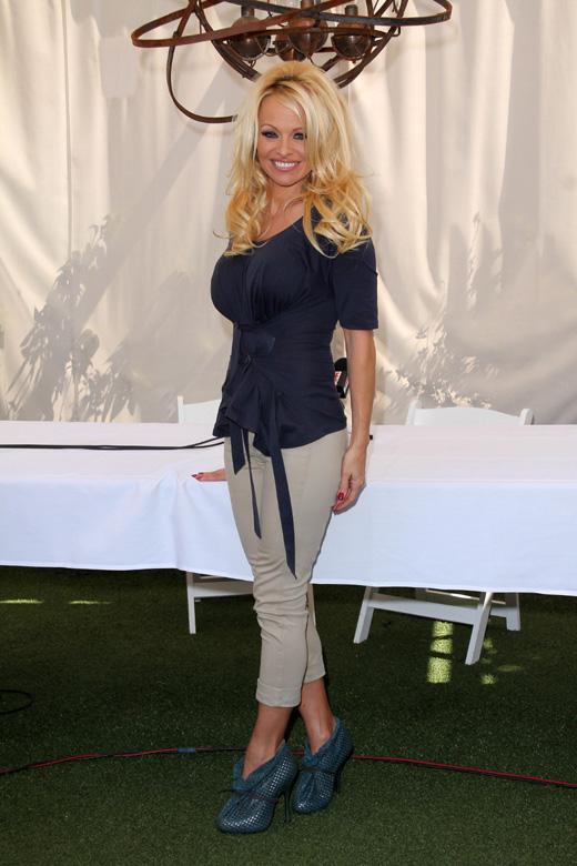 Памела Андерсон (Pamela Anderson) / © s_bukley / Shutterstock.com