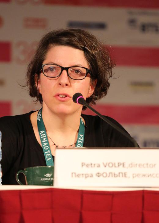 Петра Фольпе (Petra Volpe) / © Пресс-служба Московского Международного Кинофестиваля