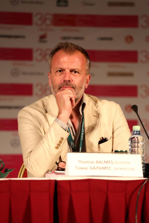 Томас Бальмес (Thomas Balmes) / © Пресс-служба Московского Международного Кинофестиваля