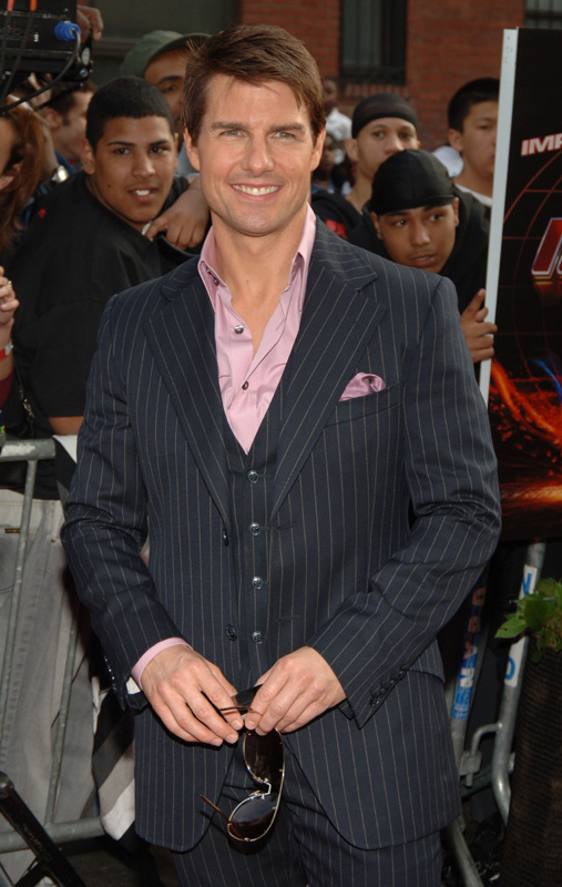 Том Круз (Tom Cruise) / © Everett Collection / Shutterstock.com