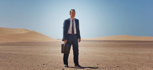 Том Хэнкс (Tom Hanks) на съемках фильма «Голограмма для короля» / © Пресс-служба артиста