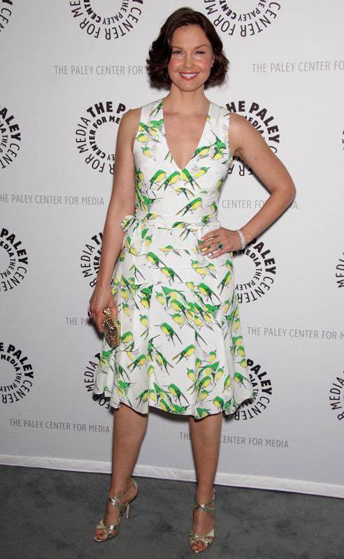 Эшли Джадд (Ashley Judd) / © DFree / Shutterstock.com