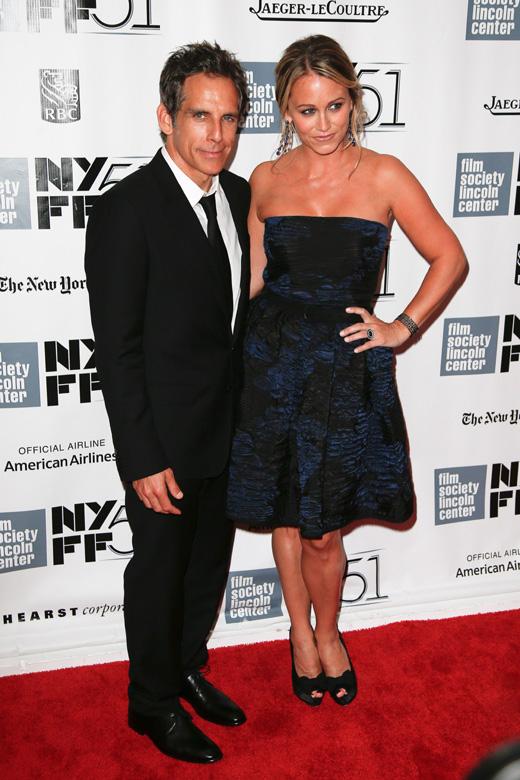 Бен Стиллер (Ben Stiller) и Кристин Тейлор (Christine Taylor) / © Debby Wong / Shutterstock.com