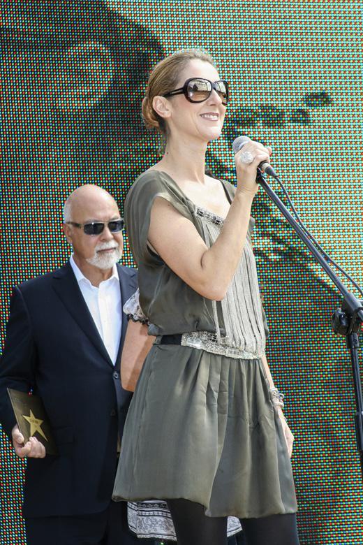 Селин Дион (Celine Dion) / © Agnes Kantaruk / Shutterstock.com