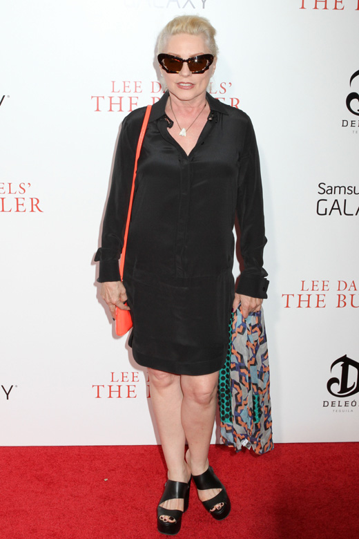 Дебби Харри (Debbie Harry) / © JStone / Shutterstock.com