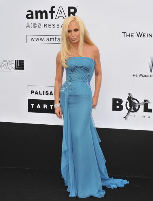 Донателла Версаче (Donatella Versace) / © Jaguar PS / Shutterstock.com