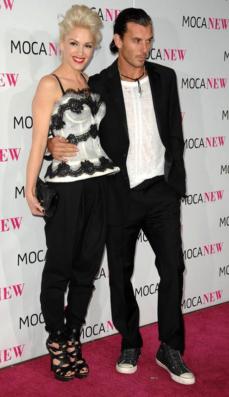 Гвен Стефани (Gwen Stefani) и ее супруг Гэвин Россдэйл (Gavin Rossdale) / © Everett Collection / Shutterstock.com