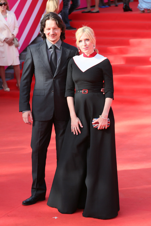 Максим Шабалин и Ирина Гринева / © Пресс-служба Московского Международного Кинофестиваля