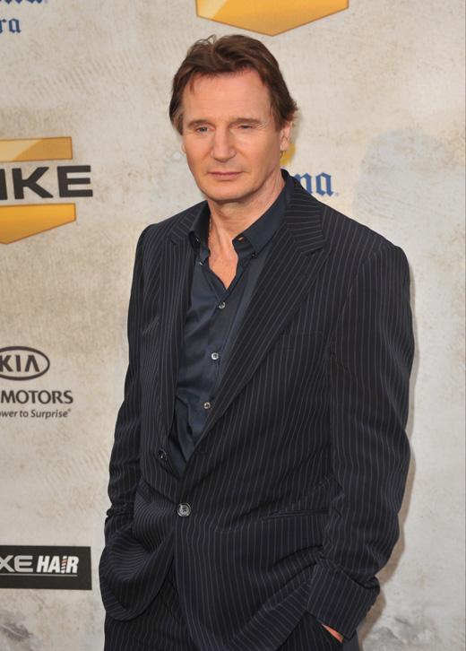 Лиам Нисон (Liam Neeson) / © Jaguar PS / Shutterstock.com