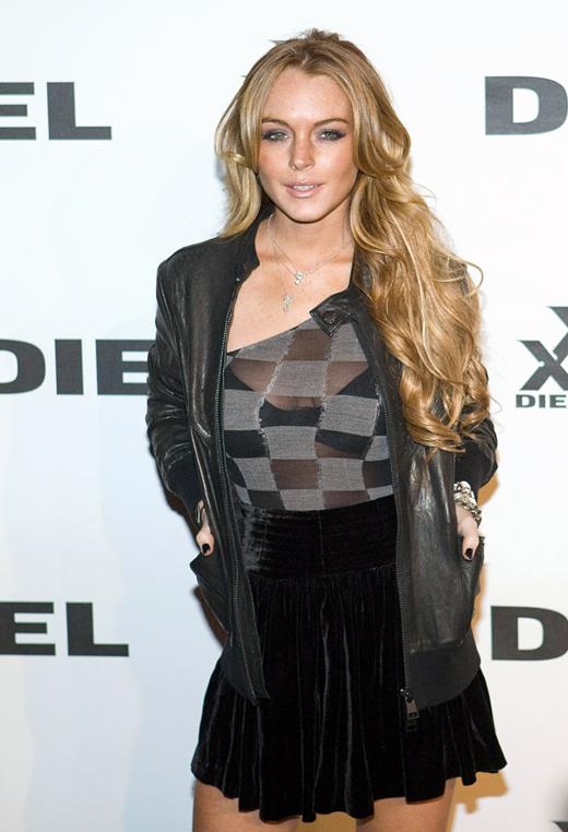 Линдсей Лохан (Lindsay Lohan) / © Everett Collection / Shutterstock.com