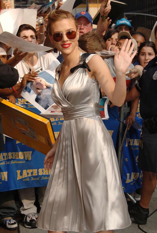Скарлетт Йоханссон (Scarlett Johansson) / © Everett Collection / Shutterstock.com