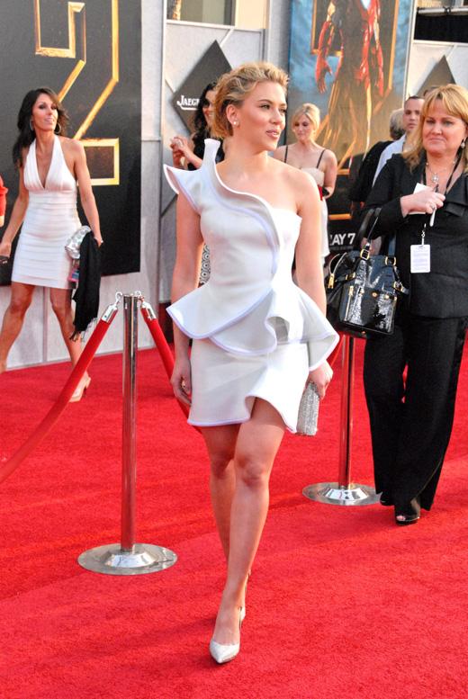 Скарлетт Йоханссон (Scarlett Johansson) / © s_bukley / Shutterstock.com