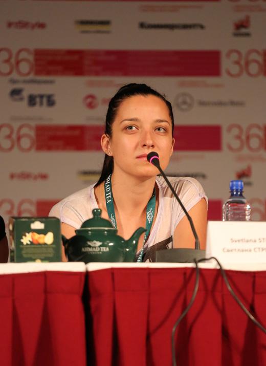 Светлана Стрельникова / © Пресс-служба Московского Международного Кинофестиваля