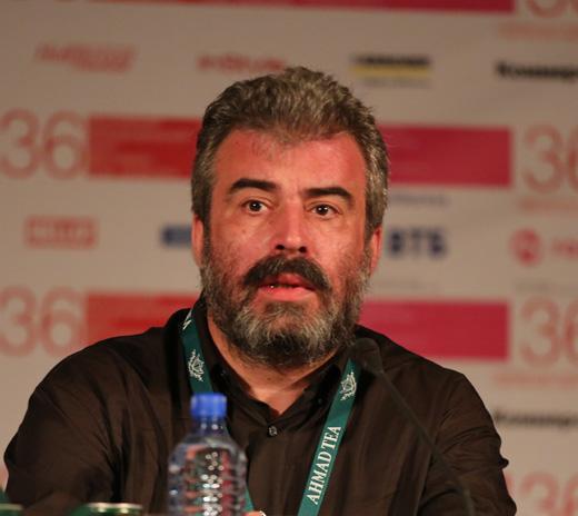 Николас Триандафиллидис (Nicholas Triandafyllidis) / © Пресс-служба Московского Международного Кинофестиваля