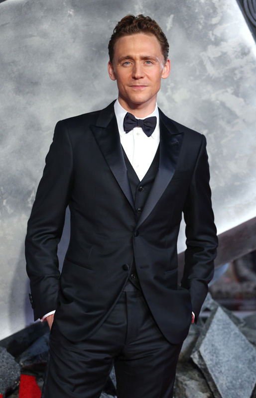 Том Хиддлстон (Tom Hiddleston) / © Featureflash / Shutterstock.com