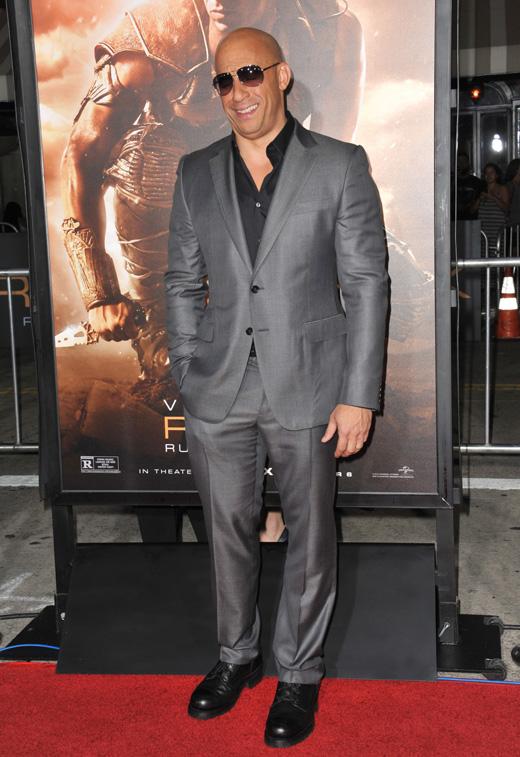 Вин Дизель (Vin Diesel) / © Jaguar PS / Shutterstock.com