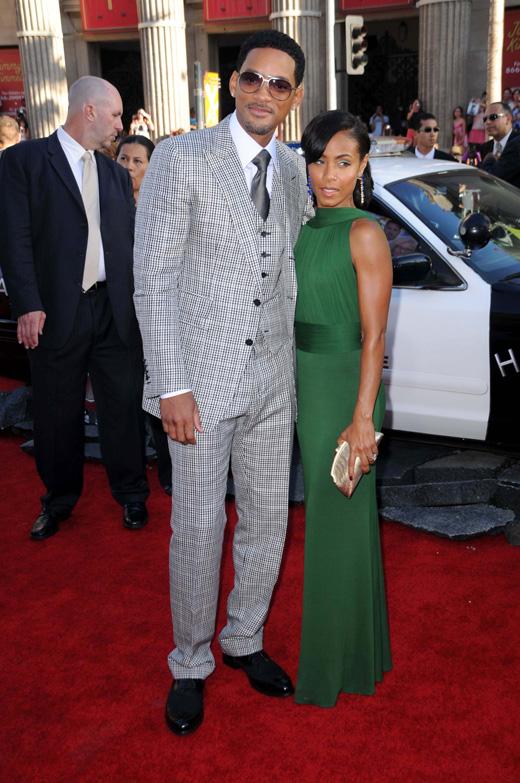 Уилл Смит (Will Smith) и его жена Джада Пинкетт-Смит (Jada Pinkett Smith) / © s_bukley / Shutterstock.com