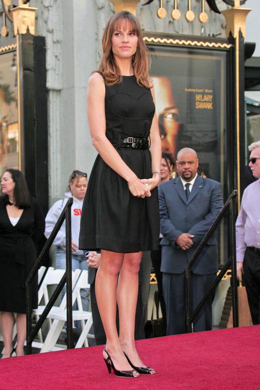 Хилари Суонк (Hilary Swank) / © s_bukley / Shutterstock.com